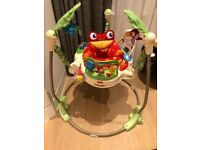Rainforest jumperoo - excellent condition