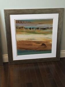 Beautiful watercolour prints and frames  West Island Greater Montréal image 6