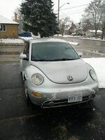 2001 Volkswagen Beetle-Classic Coupe (2 door)