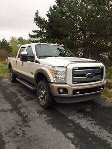 2011 King Ranch
