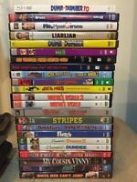 COMEDY DVD MOVIE COLLECTION - LIKE BRAND NEW