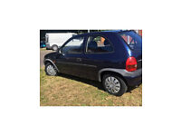 Vauxhall corsa 1.4 automatic 1998