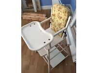 Vintage Disney Highchair