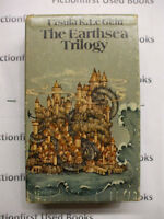 """The Earthsea Trilogy"" by: Ursula K. LeGuin"