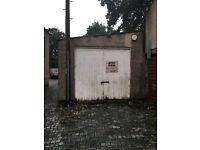 Garage lock up to let