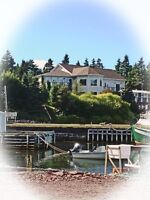 1 ACRE WATERFRONT PROPERTY - WITH PRIVATE WHARF