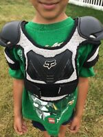 Fox Chest protector for small kids