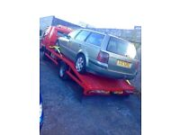 5x Passat breaking for parts only 1.9tdi