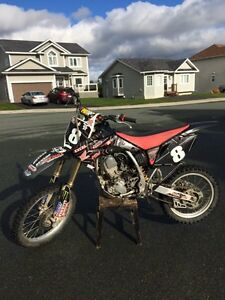 2008 crf150rb great condition!!!!!!