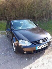 VW GOLF 2.0 FSi 2 DOOR 2004 MK5