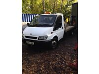 Ford transit recovery van 3.5t