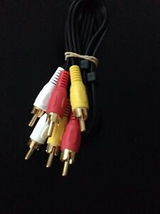 Audio/Video Cord / Component Cable