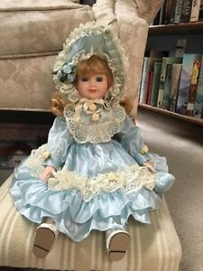 Beautiful Porcelain Dolls  Downtown-West End Greater Vancouver Area image 3