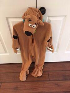 Scooby Doo costume size 5