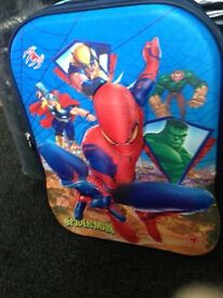 3D spider man bag for immediate sale