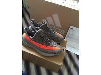 Adidas Yeezy Boost 350 V2 Size 9 With Receipt