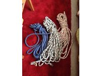 Rope for yacht boat etc