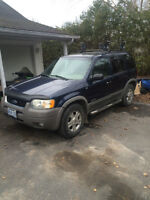 2002 Ford Escape XLT 4x4 SUV, Crossover