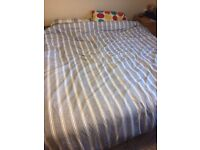 FREE Super king size bed base and mattress only