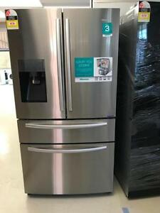 Factory Second Hisense HR6FDFF701SW Fridge 1 Year Warranty Dandenong Greater Dandenong Preview