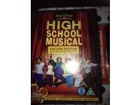 HIGH SCHOOL MUSICAL DVD & CD