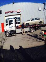 SCRAP ferraille auto achat auto 514-883-2514