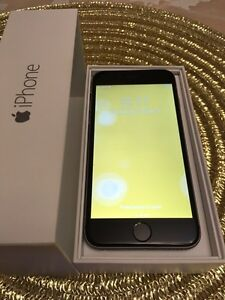 iPhone 6 Black 16GB Rogers-Box&Case