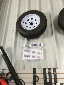 Trailer Wheels & Tires - Great Selection in Stock