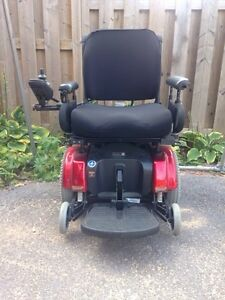 Electric wheelchair  Quantum 1122
