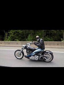 Harley Davidson Rocker C (2010)