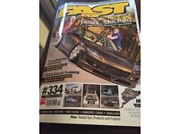 Fast car October 2013 magazine