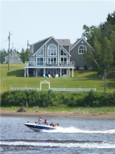 Waterfront apartment to rent during summer months