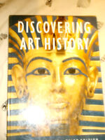 DISCOVERING ART HISTORY - 3RD EDITION - G.F. BROOMER