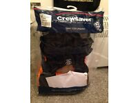 Crewsaver Spiral 100n Baby Lifejacket with crotch strap - Sail Boat Life Vest
