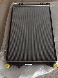 Audi radiator