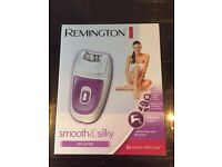 Remington Ladies Smooth and Silky Epilator - Brand New in Box