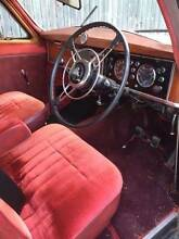 1958 Rover Old Vintage P4-90 Red Hill Brisbane North West Preview