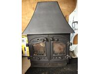 Villager Wood Burning Stove