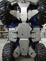 2014 yamaha grizzly skid plates