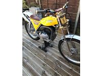 Beamish 250 & 325 trials bike