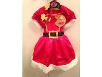 Baby girl xmas dress