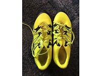 Adidas X AstroTurf Trainers size 5