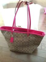 Coach tote bag, brand new with tag