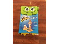 Huggies Little Swimmers Green Hygiene Mat for swimming