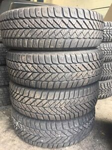 195/65/15 GoodYear Ultra Grip Ice West Island Greater Montréal image 1