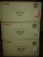Brand new!! Genuine Canon Toners For Sale