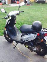 50 cc Big Max scooter