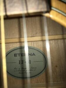 Yamaha Eterna EF-31 Acoustic Guitar