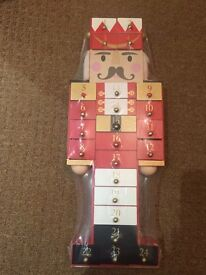 New wooden Christmas Advent Calender