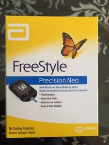 BRAND NEW Freestyle Precision Neo - glucose & ketone meter